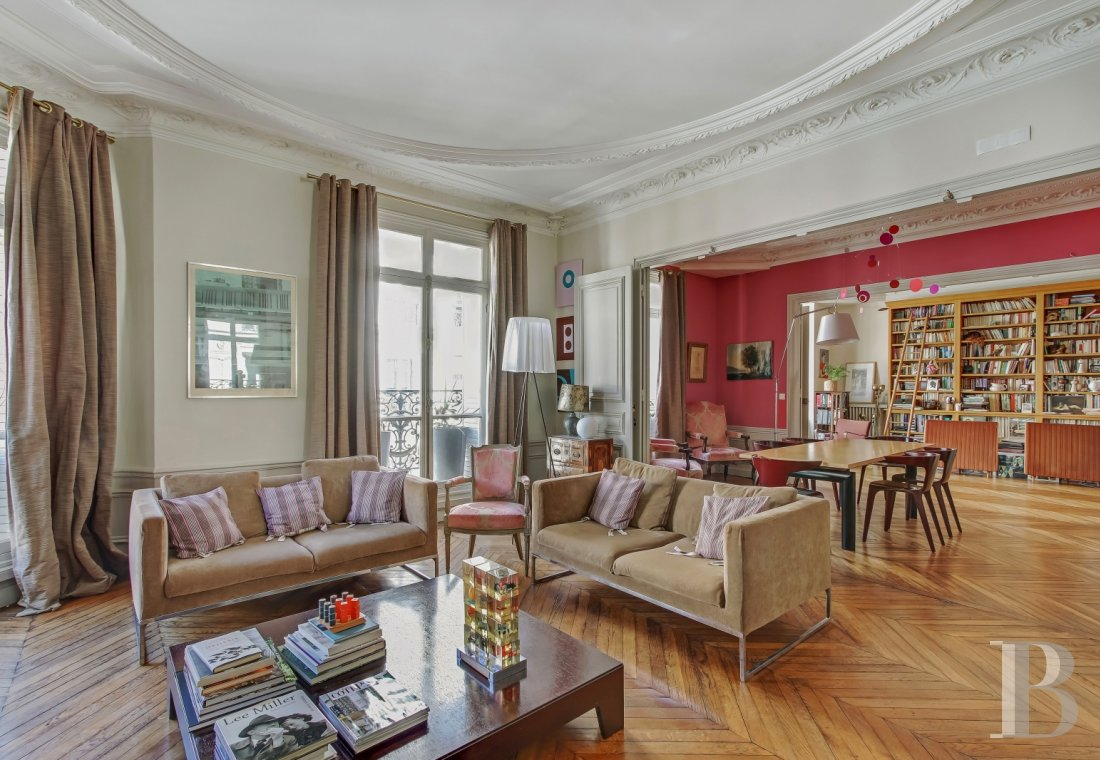 appartements a vendre paris   - 1